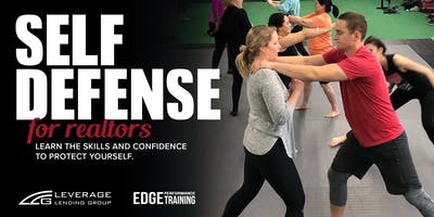 Realtor and Friends Self Defense Class & Social!