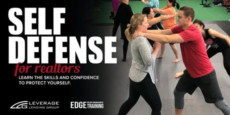 Realtor and Friends Self Defense Class & Social! tickets