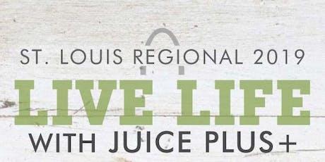 Live Life STL Regional tickets