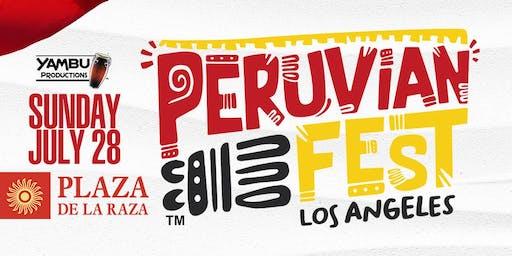 Peruvian Fest Los Angeles 2019