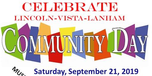 Lincoln Vista Community Day