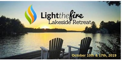 """Light the Fire Within You"" Retreat 2019"