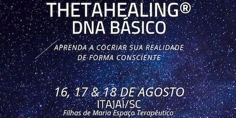 DNA Básico - ThetaHealing® ingressos