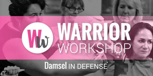 FREE Self Defense Warrior Workshop and Krav Maga Instruction with Warrior Martial Arts