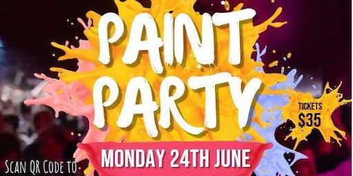 Stars & Stripes Paint Party