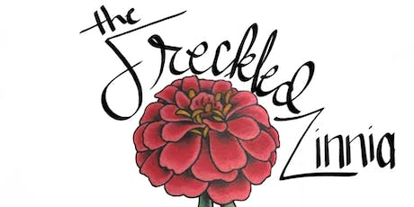 Paint Along with The Freckled Zinnia tickets