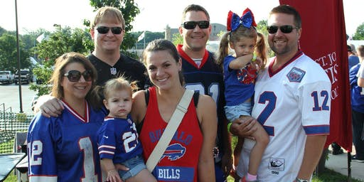 2019 Alumni Day at Buffalo Bills Training Camp