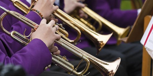 Warrington Schools Playday and Wind Band Concert
