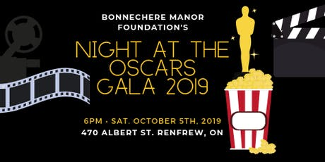 """A Night at the Oscars"" BMF Gala 2019 tickets"