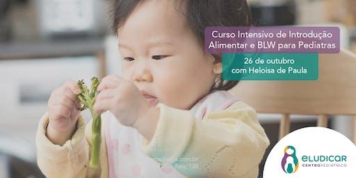 Curso de Introdução Alimentar e BLW para Pediatras