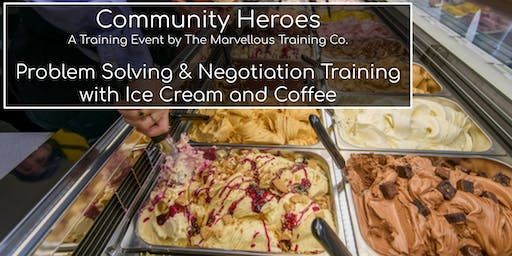 Community Heroes: Problem Solving and Negotiation
