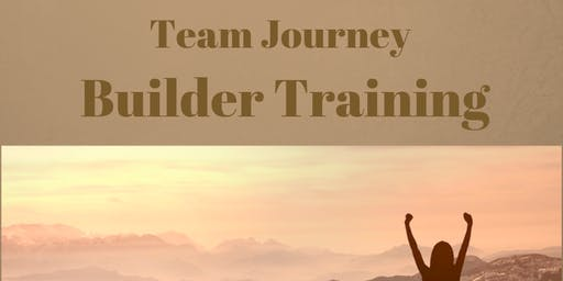 """Own YOUR Journey"" Builder Training"
