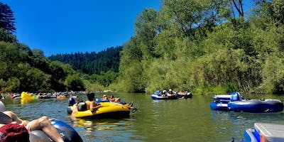 IG Living Room Presents: A Russian River Float Adventure--SOLD OUT!