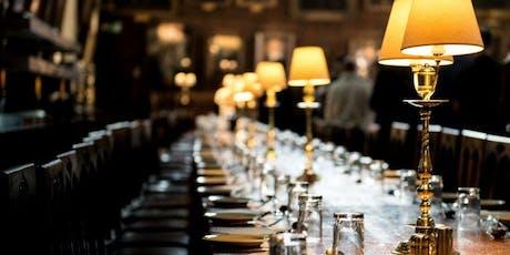 2019 Pastoral Anniversary Formal Banquet tickets