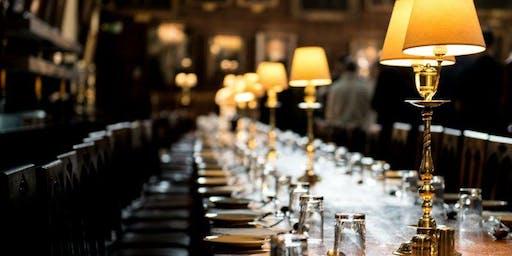 2019 Pastoral Anniversary Formal Banquet