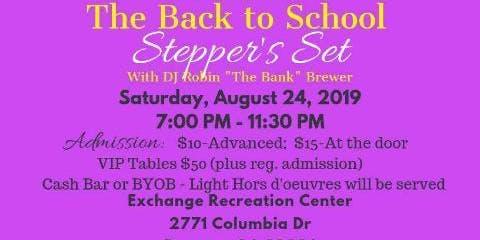 The Sisterhood Projects Presents School Stepper's Set