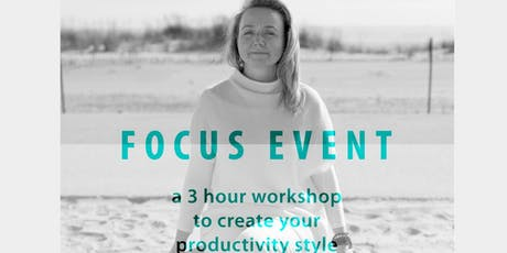 Focus Event. How to chance busy to productive tickets