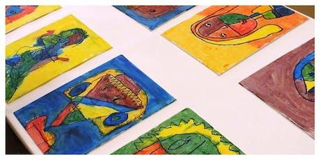 "Kidcreate presents ""Summer Art & Spanish Immersion"" Series (5-7 Yrs) tickets"