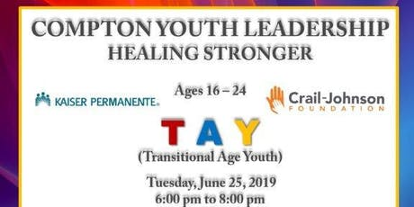 Healing Stronger Youth Leadership Academy tickets