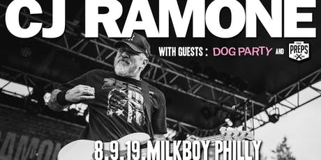 CJ Ramone tickets