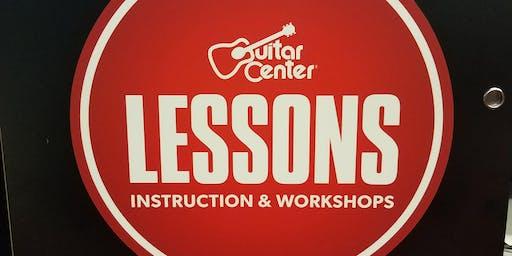 Guitar Center Beaumont Open House