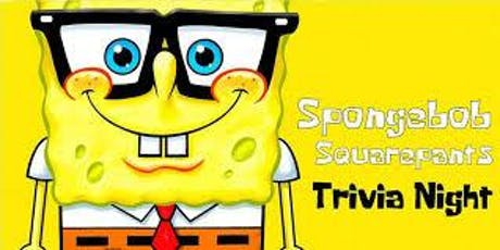 Spongebob Squarepants Trivia  tickets