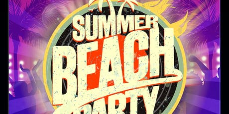 Summer Beach Party at Tongue and Groove Friday tickets