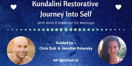 Kundalini Restorative Journey Into Self tickets