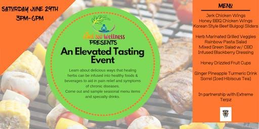 Zima 360º Wellness Elevated Tasting Event