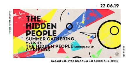 The Hidden People entradas