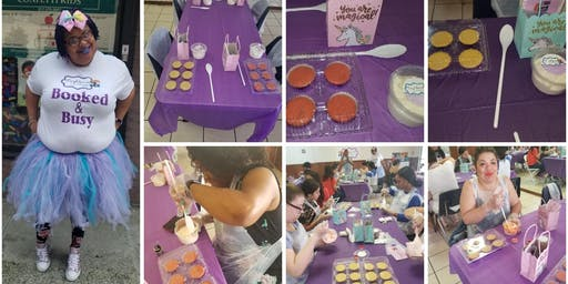 Decorate with the Fairy Godmother of Cake!!
