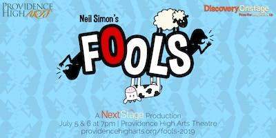 FOOLS | A NextStage Production