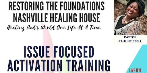 Issue Focused Activation Training 10.3 - 10.5