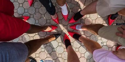 Walk a Mile in Her Shoes--Warrenton VA
