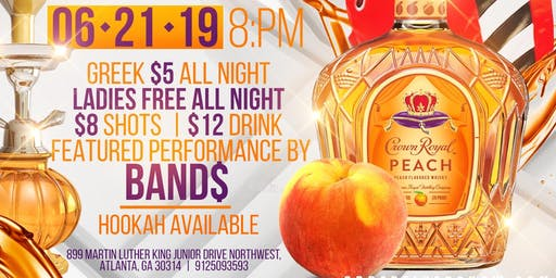 GOOFI x PREGAME Sports Bar & Lounge presents: SIDE PEACH