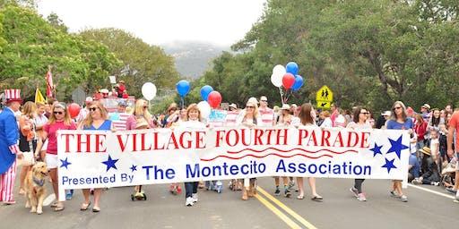 Montecito Village Fourth Fun-Raiser!