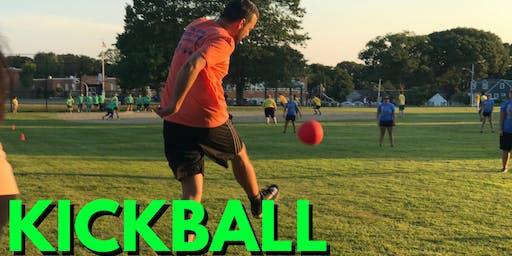 Kickin' it at the Winery: Kickball Tournament
