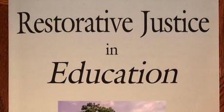 Restorative Justice in Education Book Group tickets