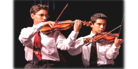 Classical & Folkloric Music of Latin America tickets