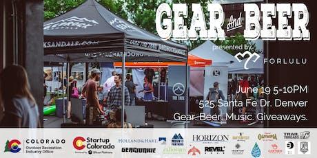 Gear & Beer Summer Festival tickets
