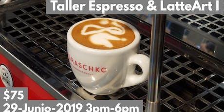 Taller Espresso & LatteArt tickets