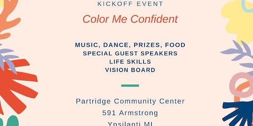 "Sister2Sister Mentoring Kick-off Event ""Color Me Confident"""