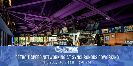 Pro Speed Networking by Network After Work Detroit tickets