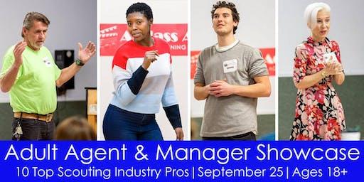 Adult Agent & Manager Showcase - September 2019