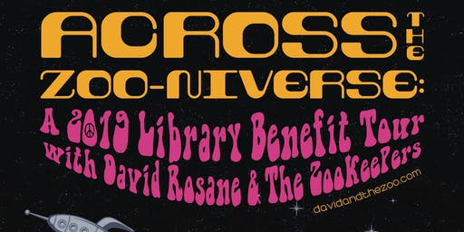 Benefit Concert for Peacham Library: David Rosane & The Zookeepers