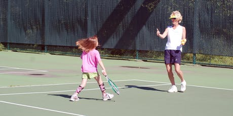 First Volley Adaptive Standing Tennis Clinic  October JUNIORS tickets