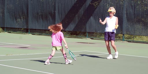 First Volley Adaptive Standing Tennis Clinic  October JUNIORS