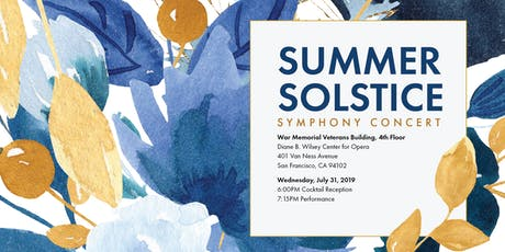 Summer Solstice Concert: Symphony for Veterans tickets