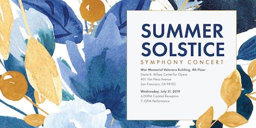 Summer Solstice Concert: Symphony for Veterans