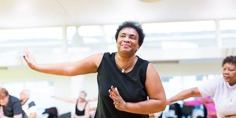 Menopause Fitness, Health & Wellness Event tickets